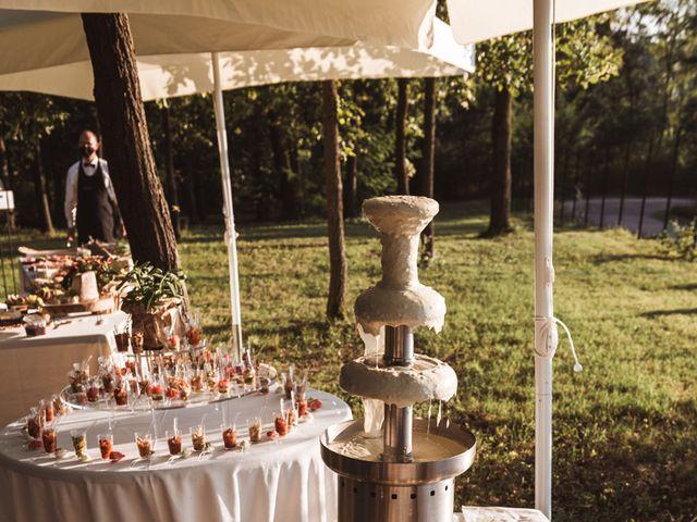 Il matrimonio di Andrea e Chiara a Villafranca d'Asti, Asti 97