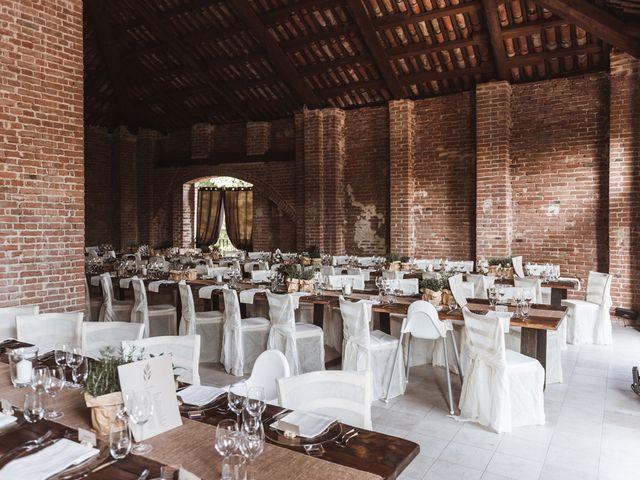 Il matrimonio di Andrea e Chiara a Villafranca d'Asti, Asti 99