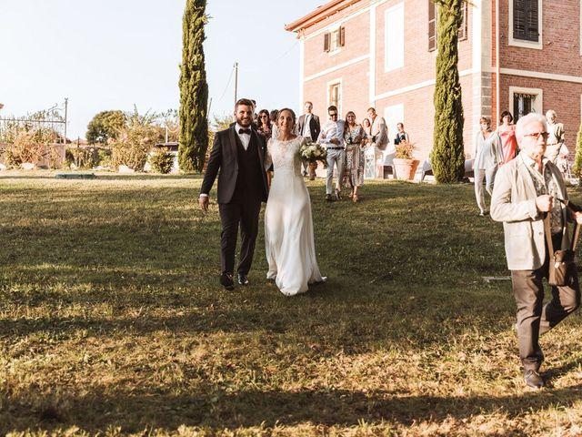 Il matrimonio di Andrea e Chiara a Villafranca d'Asti, Asti 103