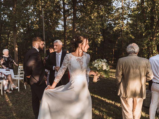 Il matrimonio di Andrea e Chiara a Villafranca d'Asti, Asti 105