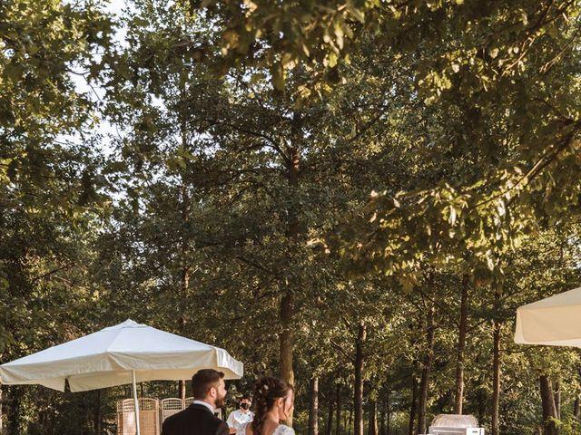 Il matrimonio di Andrea e Chiara a Villafranca d'Asti, Asti 106