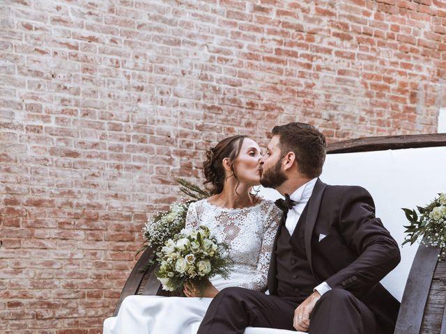 Il matrimonio di Andrea e Chiara a Villafranca d'Asti, Asti 109