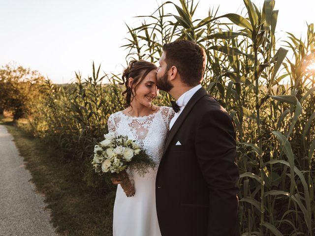 Il matrimonio di Andrea e Chiara a Villafranca d'Asti, Asti 115