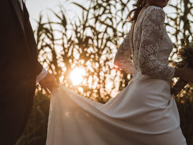 Il matrimonio di Andrea e Chiara a Villafranca d'Asti, Asti 116