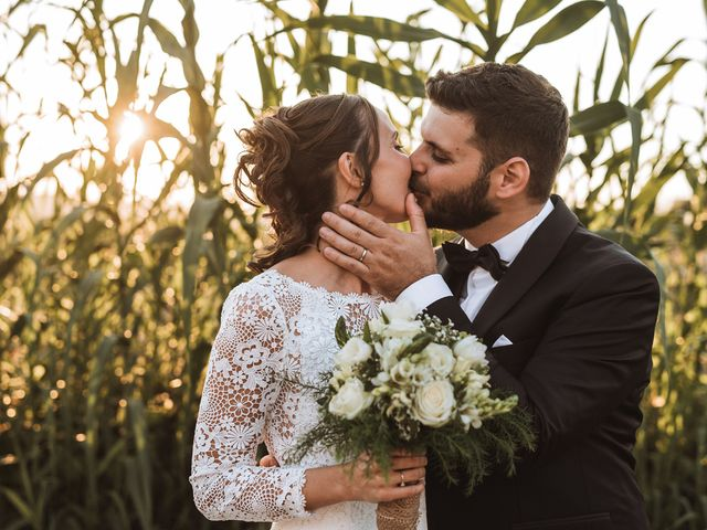 Il matrimonio di Andrea e Chiara a Villafranca d'Asti, Asti 118