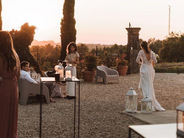 Il matrimonio di Andrea e Chiara a Villafranca d'Asti, Asti 119