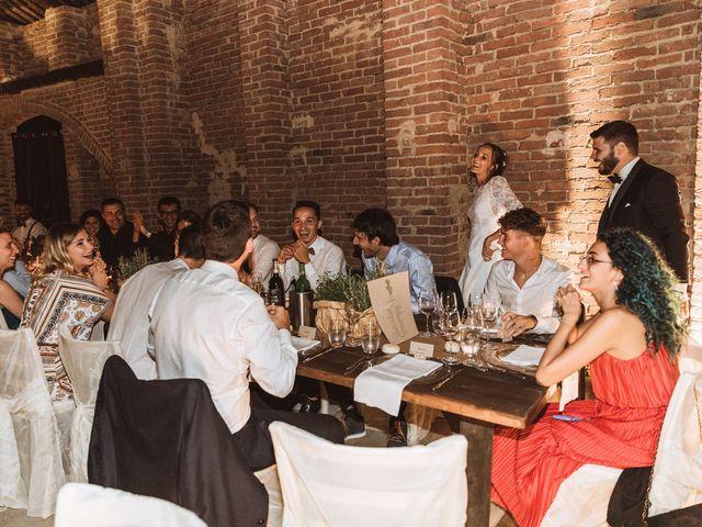 Il matrimonio di Andrea e Chiara a Villafranca d'Asti, Asti 124