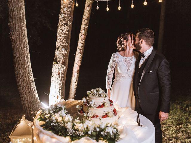 Il matrimonio di Andrea e Chiara a Villafranca d'Asti, Asti 128