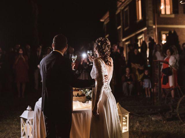 Il matrimonio di Andrea e Chiara a Villafranca d'Asti, Asti 131