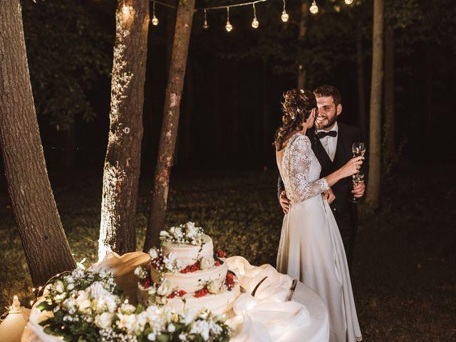 Il matrimonio di Andrea e Chiara a Villafranca d'Asti, Asti 132