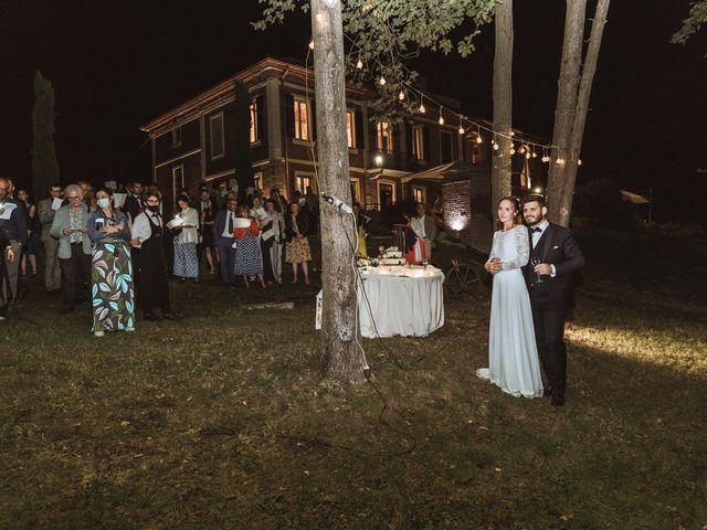 Il matrimonio di Andrea e Chiara a Villafranca d'Asti, Asti 134