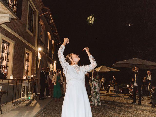 Il matrimonio di Andrea e Chiara a Villafranca d'Asti, Asti 136