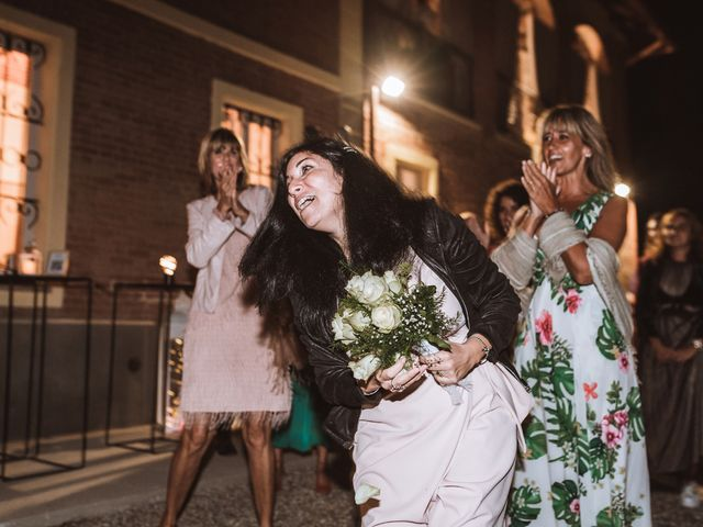 Il matrimonio di Andrea e Chiara a Villafranca d'Asti, Asti 137