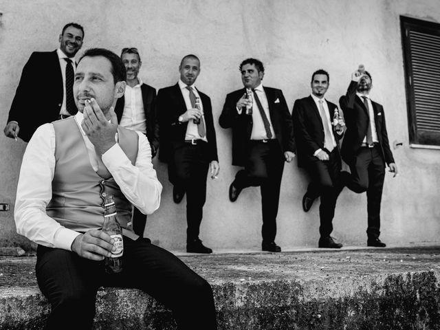 Il matrimonio di Valentina e Giuseppe a Bova, Reggio Calabria 4