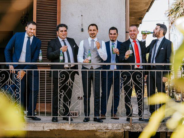 Il matrimonio di Valentina e Giuseppe a Bova, Reggio Calabria 5