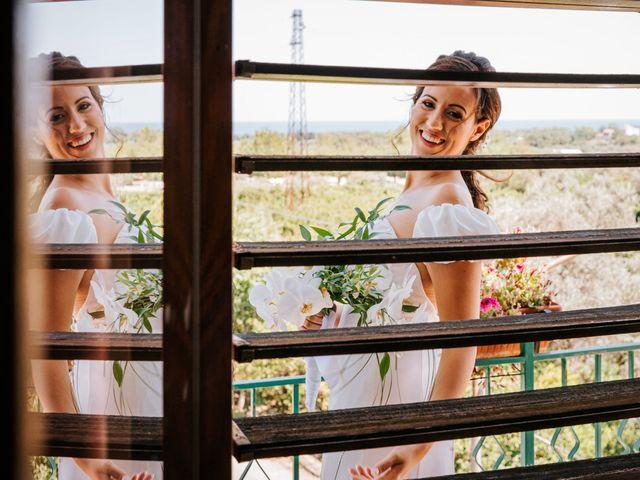 Il matrimonio di Valentina e Giuseppe a Bova, Reggio Calabria 16