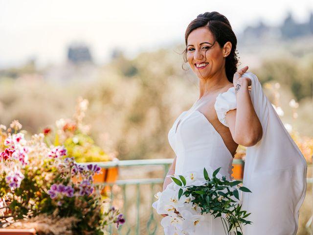 Il matrimonio di Valentina e Giuseppe a Bova, Reggio Calabria 19