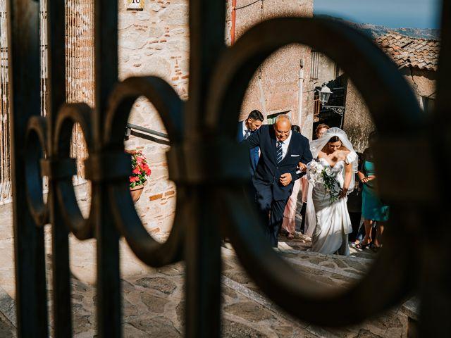 Il matrimonio di Valentina e Giuseppe a Bova, Reggio Calabria 22