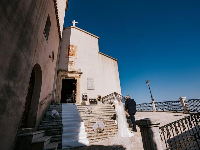 Il matrimonio di Valentina e Giuseppe a Bova, Reggio Calabria 23