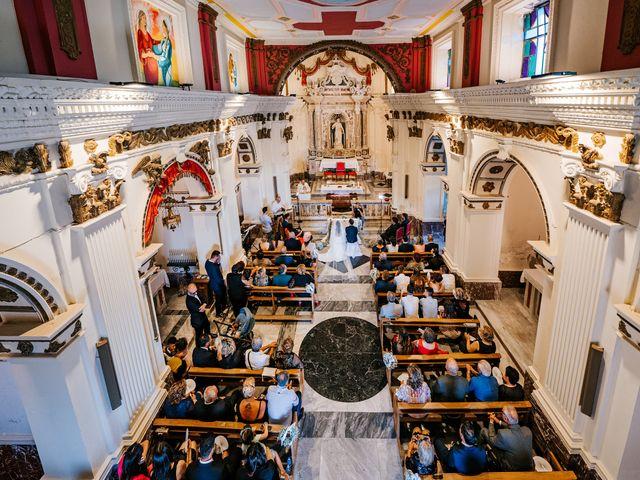 Il matrimonio di Valentina e Giuseppe a Bova, Reggio Calabria 24