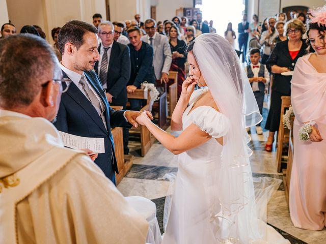 Il matrimonio di Valentina e Giuseppe a Bova, Reggio Calabria 25
