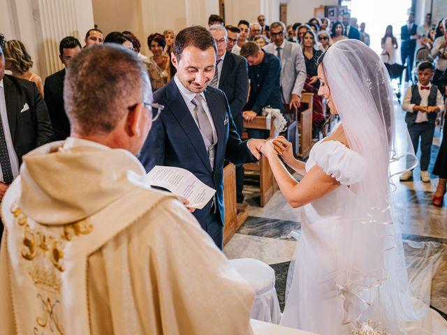 Il matrimonio di Valentina e Giuseppe a Bova, Reggio Calabria 26