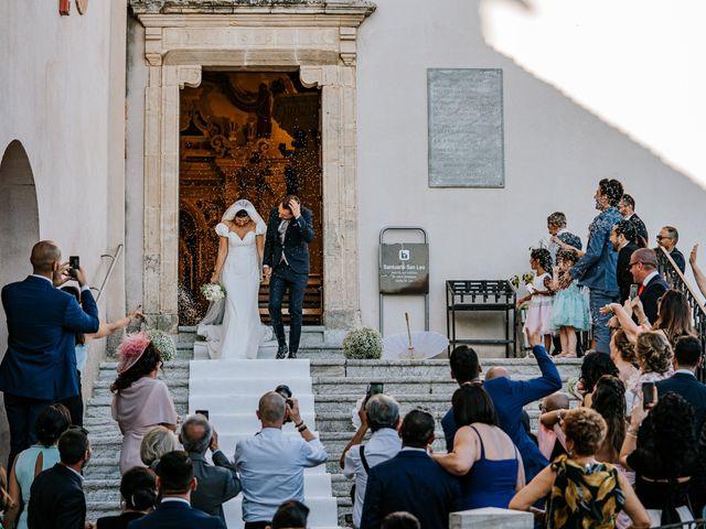 Il matrimonio di Valentina e Giuseppe a Bova, Reggio Calabria 29