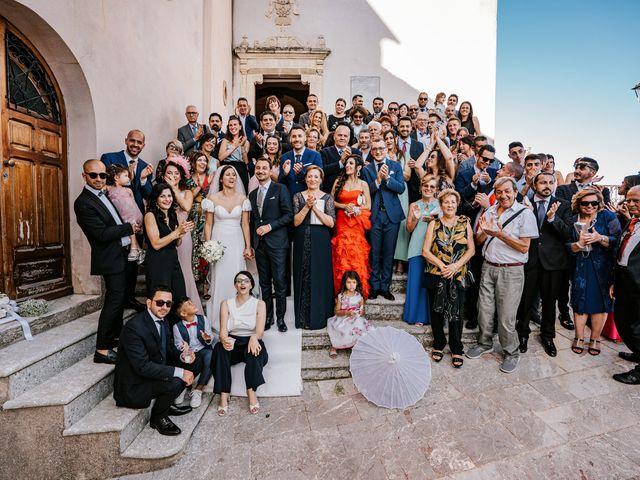 Il matrimonio di Valentina e Giuseppe a Bova, Reggio Calabria 31