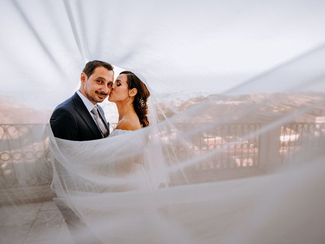 Il matrimonio di Valentina e Giuseppe a Bova, Reggio Calabria 33