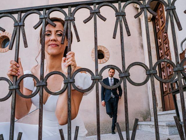 Il matrimonio di Valentina e Giuseppe a Bova, Reggio Calabria 35