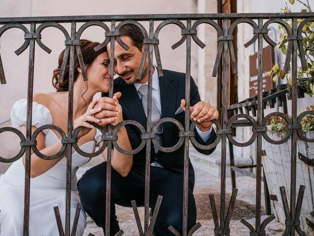 Il matrimonio di Valentina e Giuseppe a Bova, Reggio Calabria 36