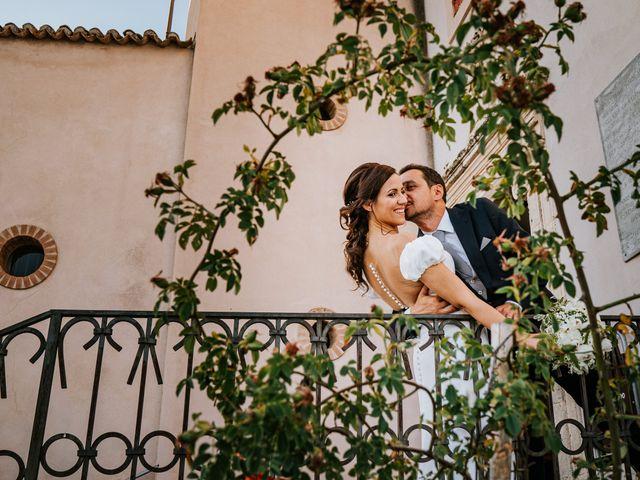 Il matrimonio di Valentina e Giuseppe a Bova, Reggio Calabria 37