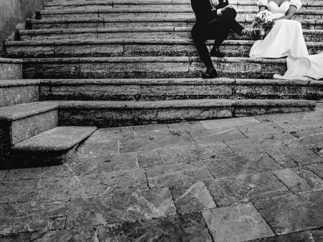 Il matrimonio di Valentina e Giuseppe a Bova, Reggio Calabria 39
