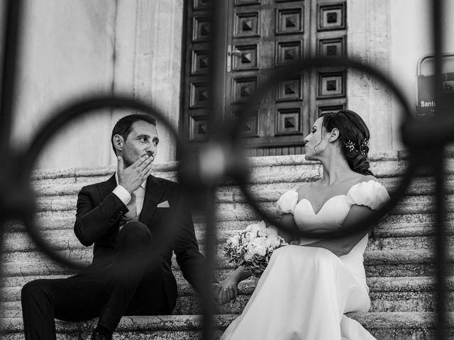 Il matrimonio di Valentina e Giuseppe a Bova, Reggio Calabria 40