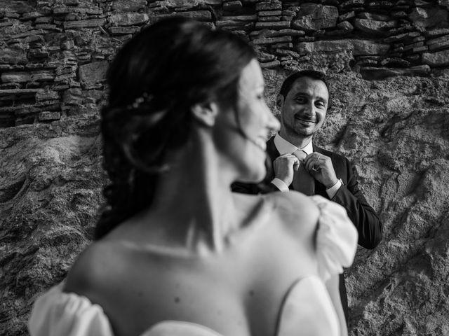 Il matrimonio di Valentina e Giuseppe a Bova, Reggio Calabria 45