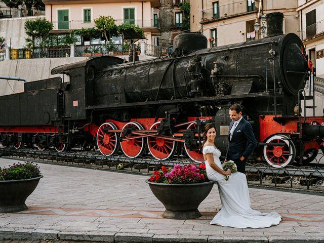 Il matrimonio di Valentina e Giuseppe a Bova, Reggio Calabria 48