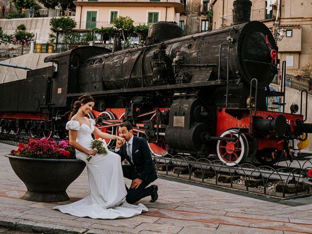 Il matrimonio di Valentina e Giuseppe a Bova, Reggio Calabria 49