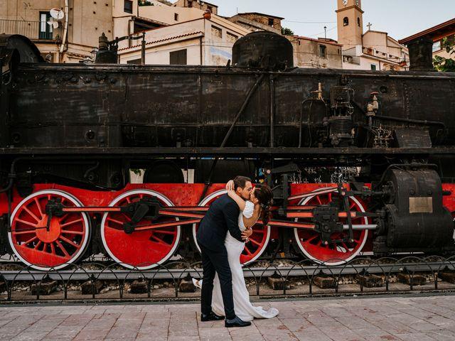 Il matrimonio di Valentina e Giuseppe a Bova, Reggio Calabria 51