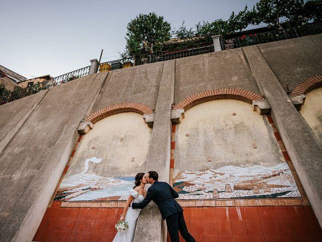 Il matrimonio di Valentina e Giuseppe a Bova, Reggio Calabria 58