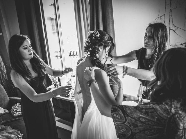 Il matrimonio di Loris e Deborah a Buriasco, Torino 15