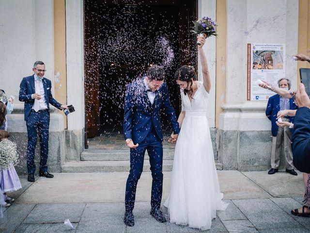 Il matrimonio di Loris e Deborah a Buriasco, Torino 28
