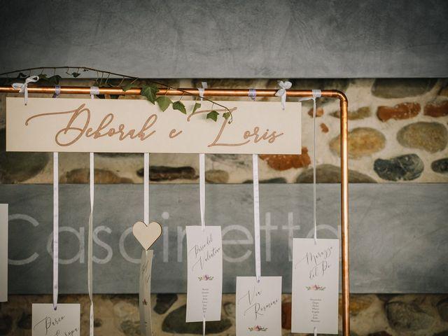 Il matrimonio di Loris e Deborah a Buriasco, Torino 31