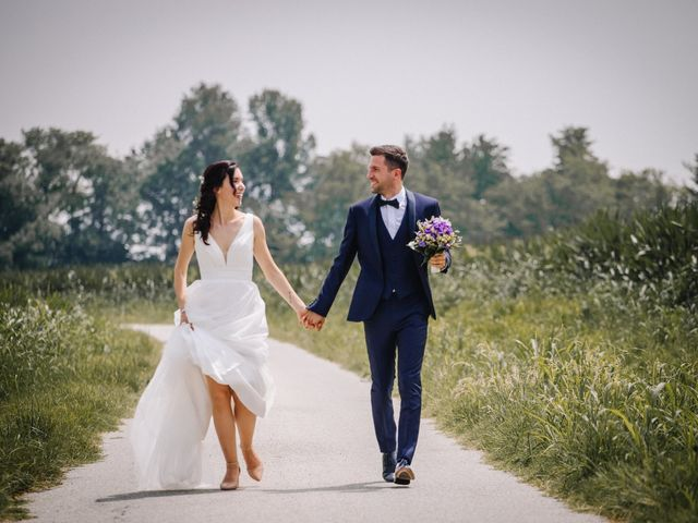 Il matrimonio di Loris e Deborah a Buriasco, Torino 34