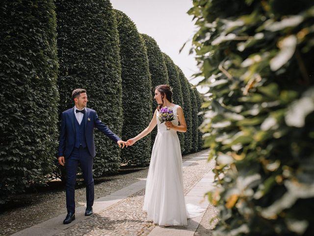Il matrimonio di Loris e Deborah a Buriasco, Torino 35
