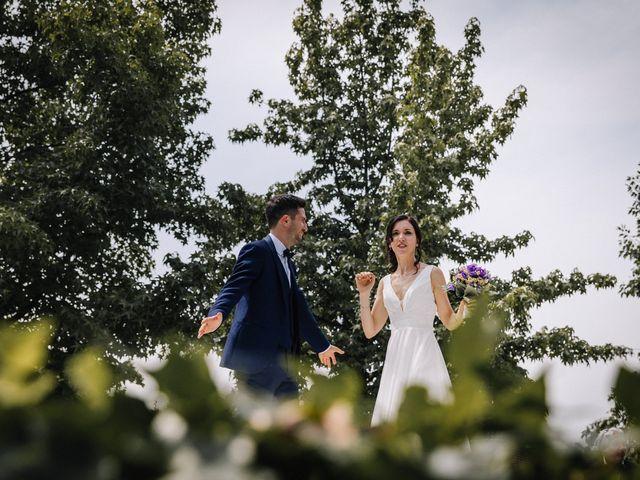 Il matrimonio di Loris e Deborah a Buriasco, Torino 39