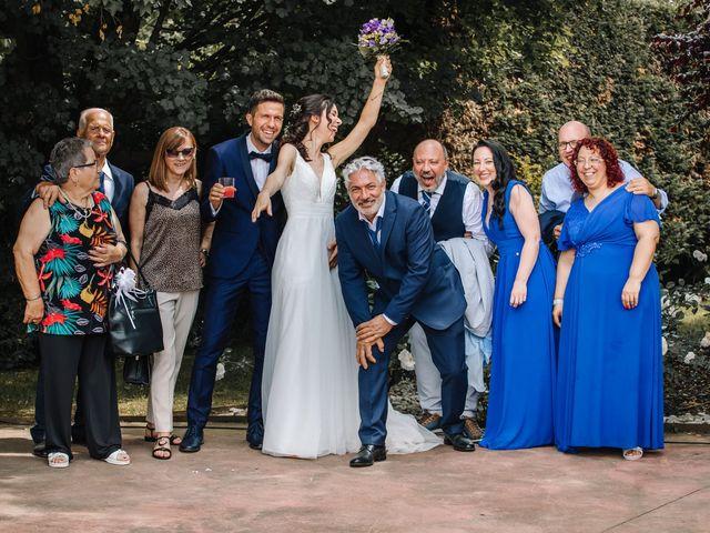 Il matrimonio di Loris e Deborah a Buriasco, Torino 40