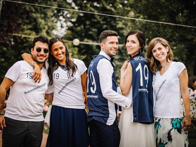 Il matrimonio di Loris e Deborah a Buriasco, Torino 48