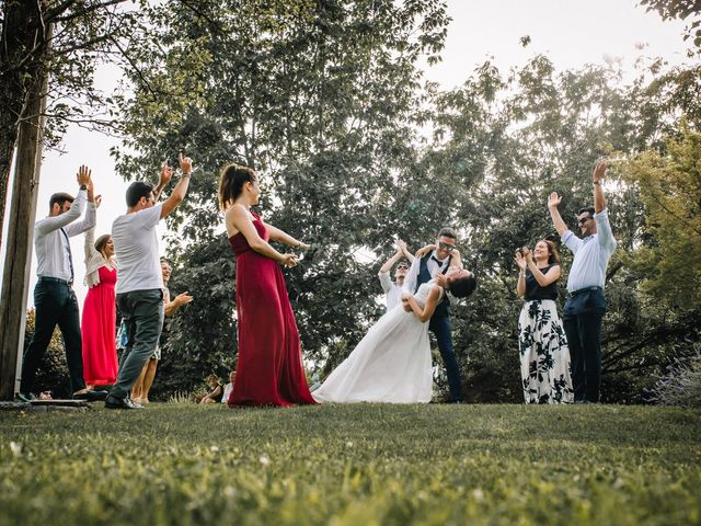 Il matrimonio di Loris e Deborah a Buriasco, Torino 49