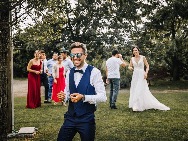 Il matrimonio di Loris e Deborah a Buriasco, Torino 50