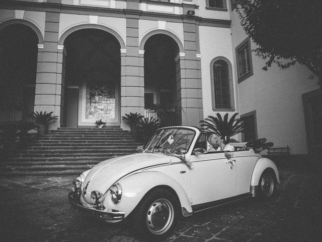 Il matrimonio di Giuseppe e Daniela a Napoli, Napoli 44